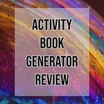 Coloring book generator