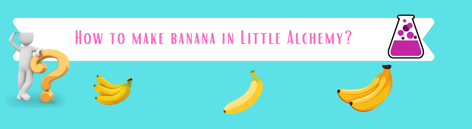 how to make banana in little alchemy