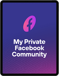 My-Private-Facebook-Community