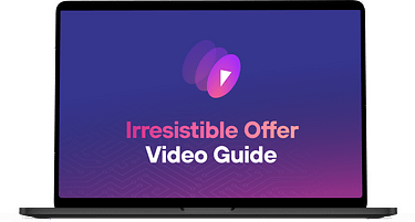Irresistible-Offer-Video-Guide