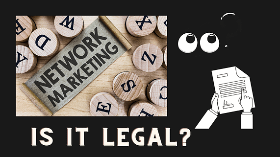 legality of network marketing in India